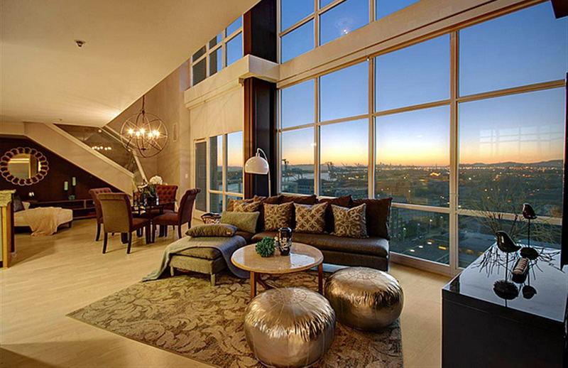 Warriors Guard Steph Curry Doesn't Score On Penthouse Sale