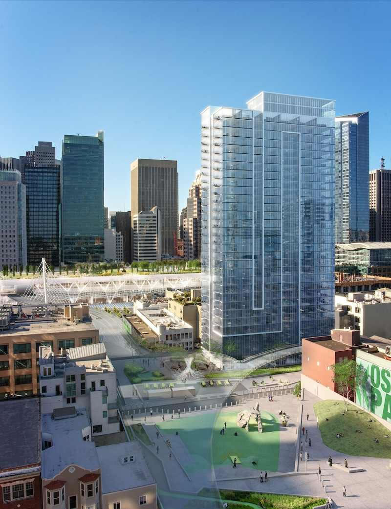 Transbay Neighborhood Site For Approved 418-Unit Tower Sold