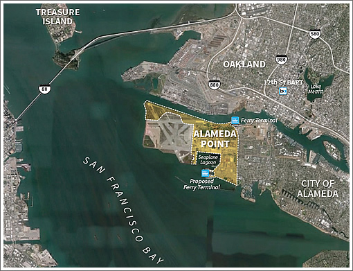 Big Plans For Alameda Point Development, But Not As Big As Before