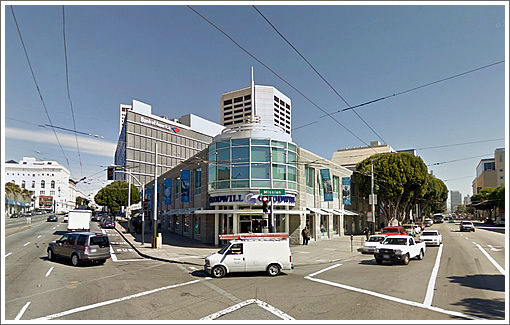 Goodwill's Prominent Mission Street Corner In Contract