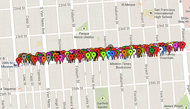 Calle 24: San Francisco's Latino Cultural District