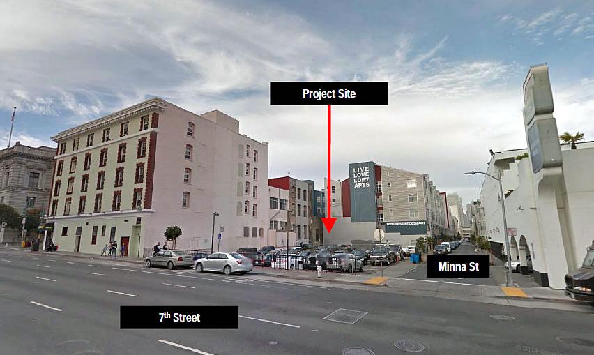 119 7th Street site
