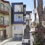 Surprisingly Spacious Home Pops up on a Little San Francisco Lot