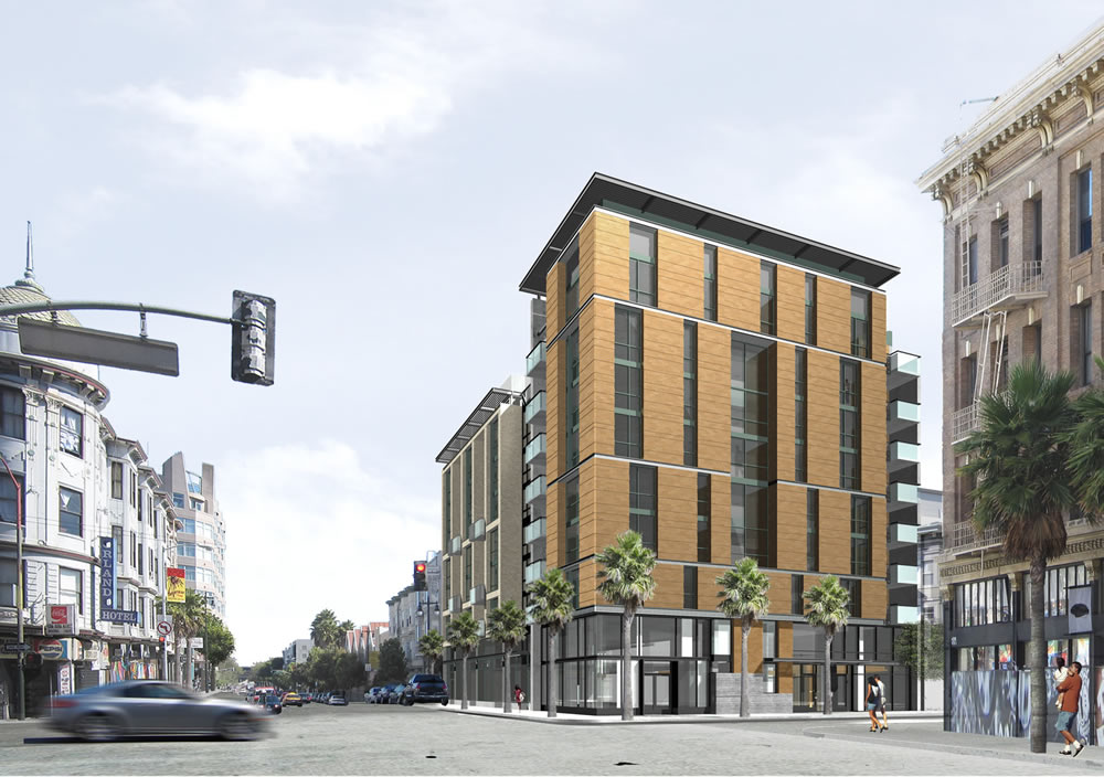 Cost To Build Affordable Housing On Sixth Street: $690K Per Unit