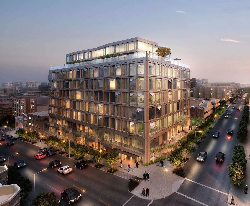 2155 Webster Rendering