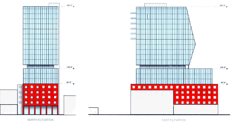 330 Townsend Tower: Commercial Variant