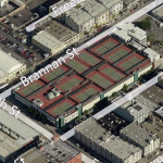 Massive SoMa Tennis Club In Contract, Site To Be Seriously Upzoned