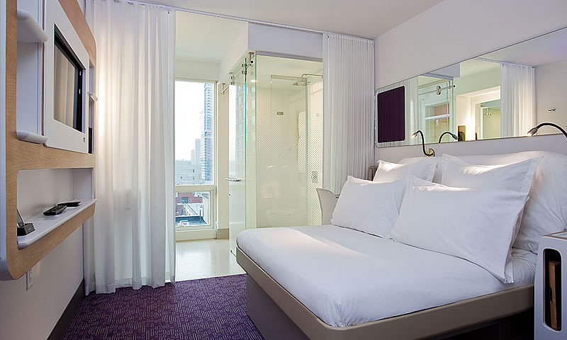 Yotel Cabin - New York