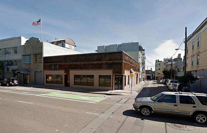 1335-1339 Folsom Street Site