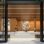 A Peek Inside 222 Second Street's Public Space And Art