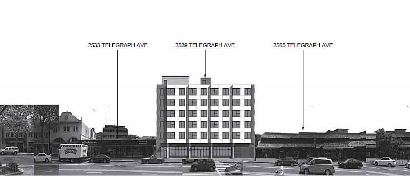 2539 Telegraph Avenue Context