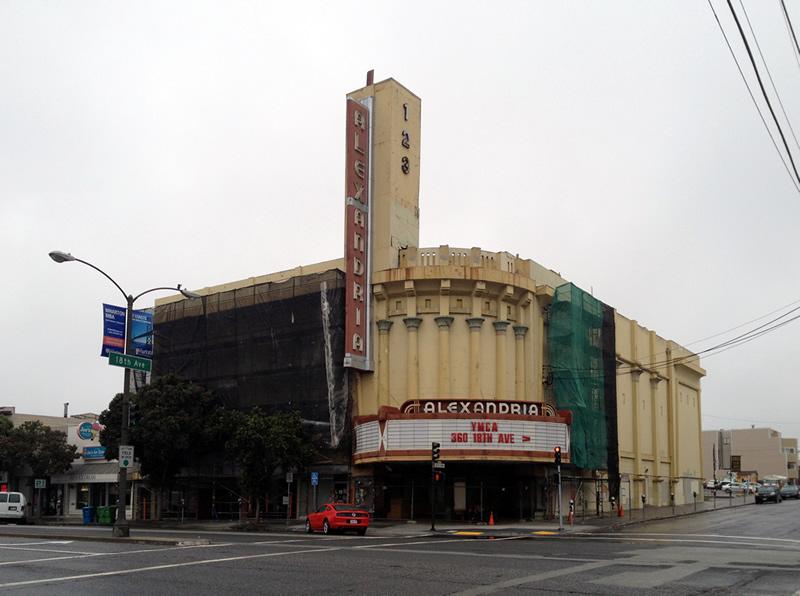 Alexandria Theater 2014