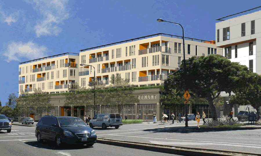Parker Place Rendering: Revised