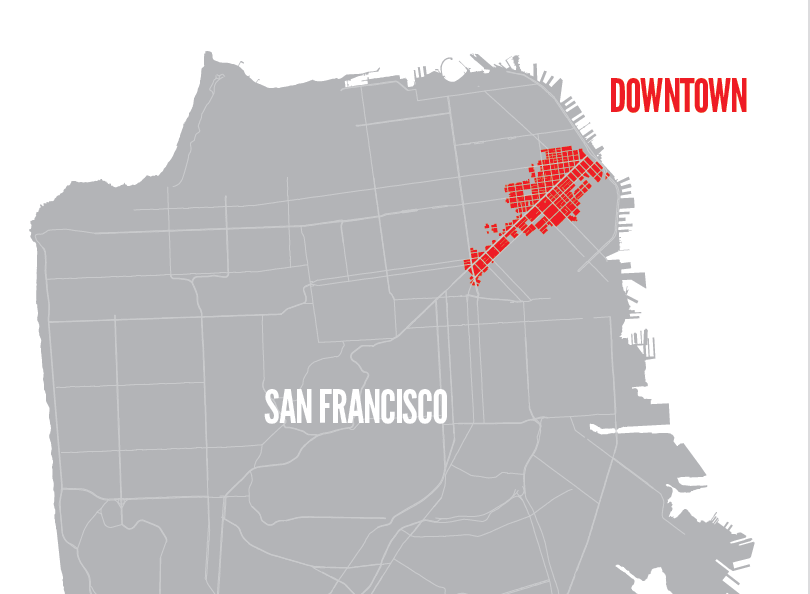 San Francisco's Downtown Plan And Monitoring Report