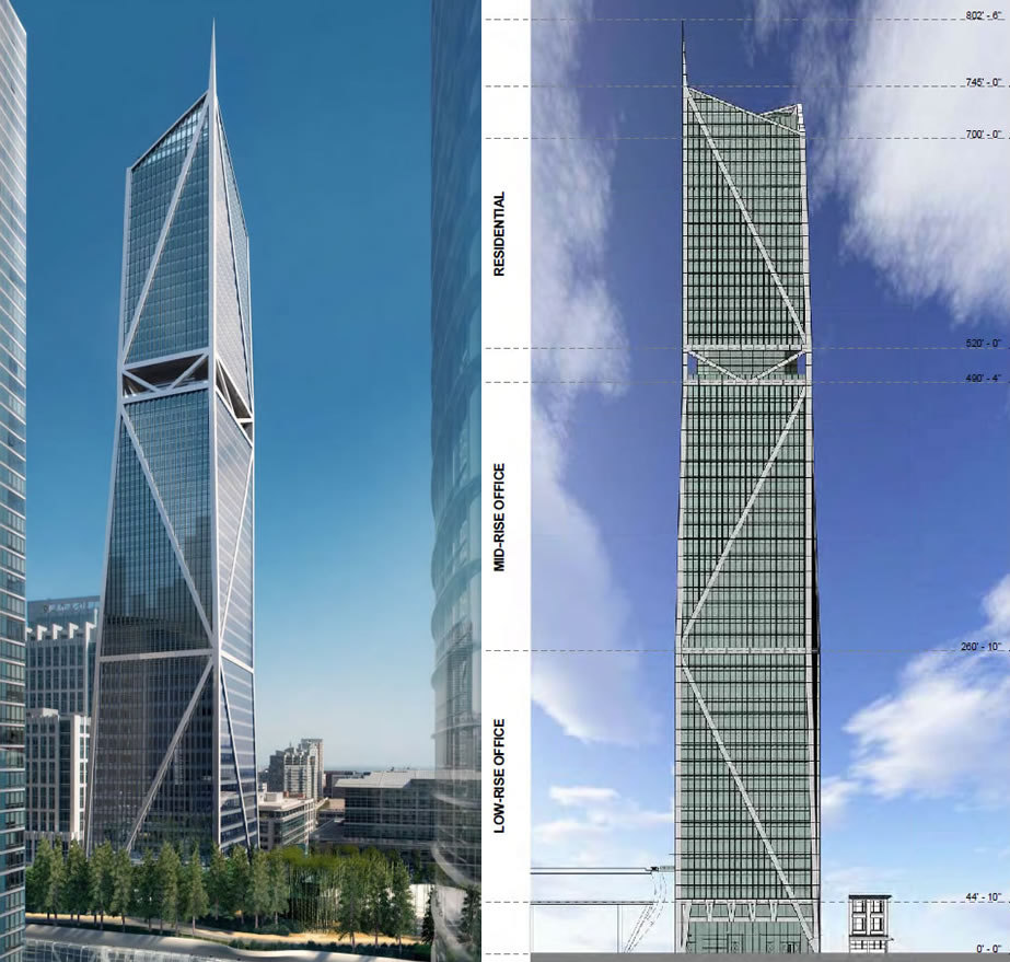 "181 Fremont Street Tower Could Be ""Poor Door"" Free"