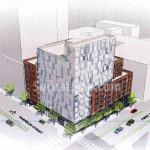 Designs For The Development Of A Prominent Rincon Hill Corner
