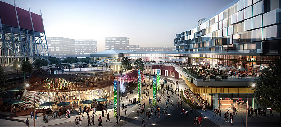 The Bay Area's Most Contemporary, Lively And Modern Project?