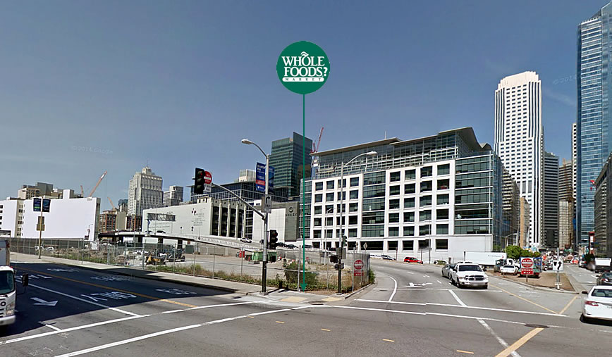 Transbay Block 8 Whole Foods Site
