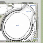 Warriors Arena Main Plaza And Open Space Plan