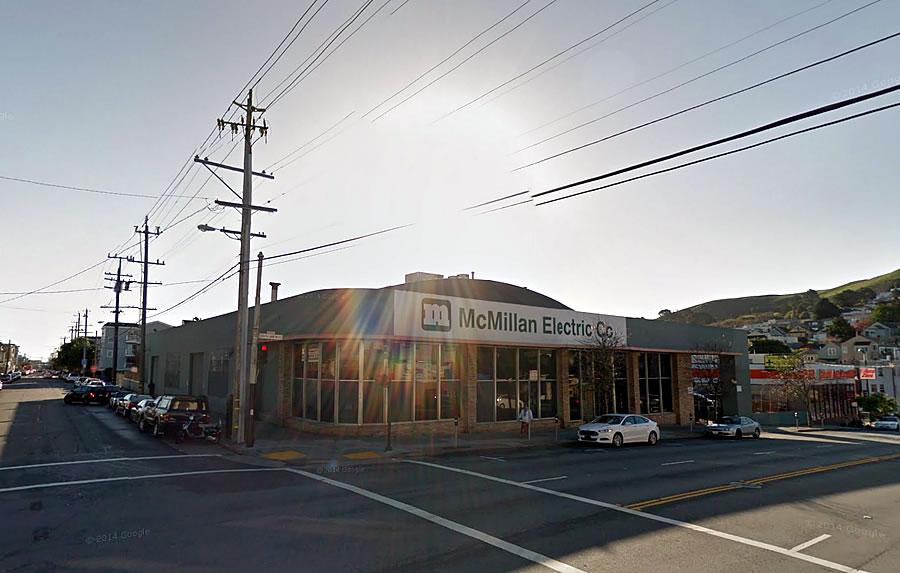 1515 South Van Ness Avenue Site