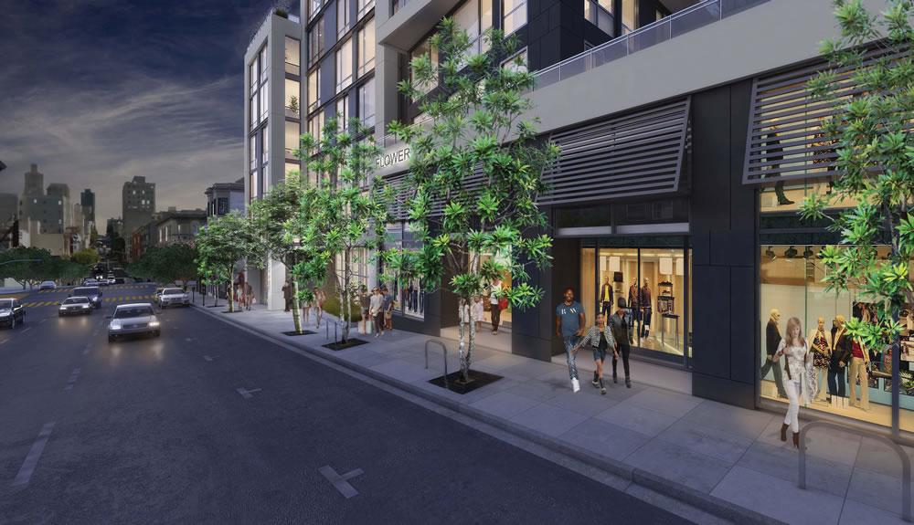 1545 Pine Street Rendering
