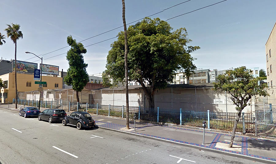 Long-Abandoned Mission Street Site Slated For Major Development