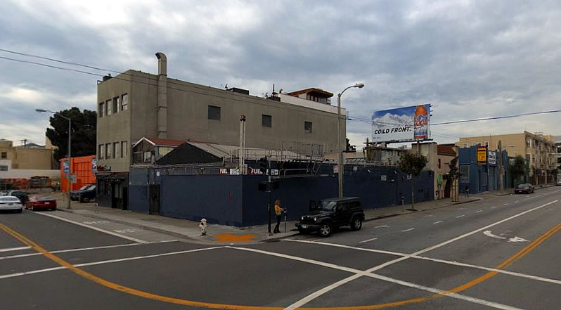 Clearing The Way For A Shack And School In Western SoMa