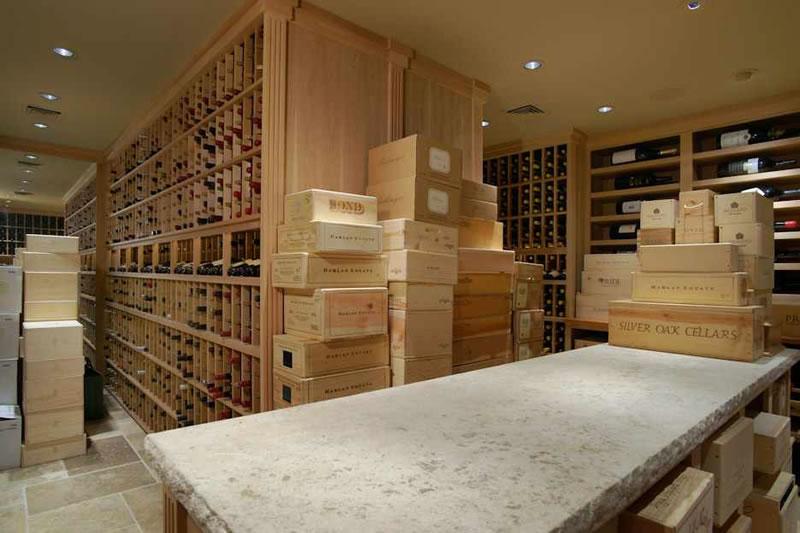 3501 Jackson Wine Cellar