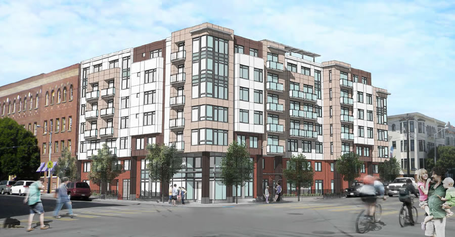 Revised 490 South Van Ness Rendering