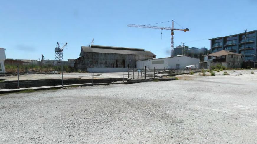 Crane Cove Park Site Today