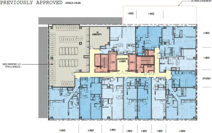 100 Van Ness Approved Floor 3 Plan