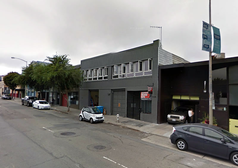 1228 Folsom Street Site