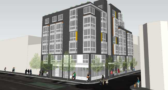 Designs And Timing For Proposed Folsom And Dore Development