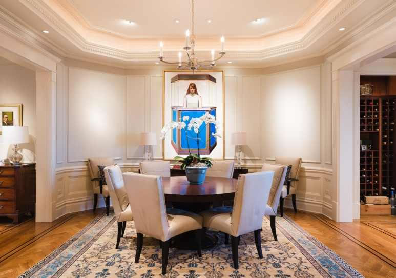2604 Pacific Avenue Dining Room