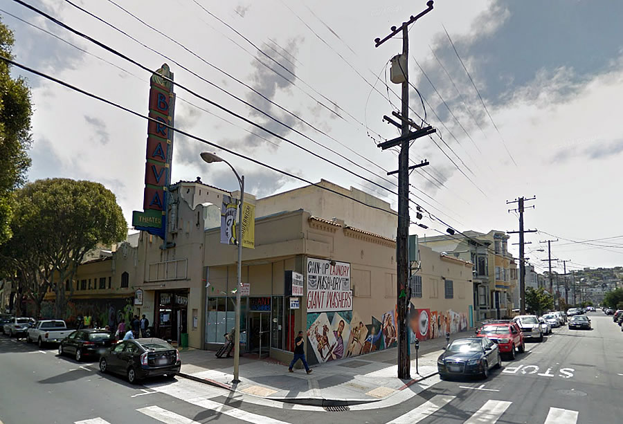 Changing Demographics: Condos To Replace Mission Laundromat