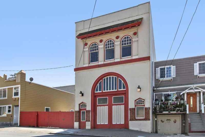 Looking For A Storied San Francisco Firehouse?