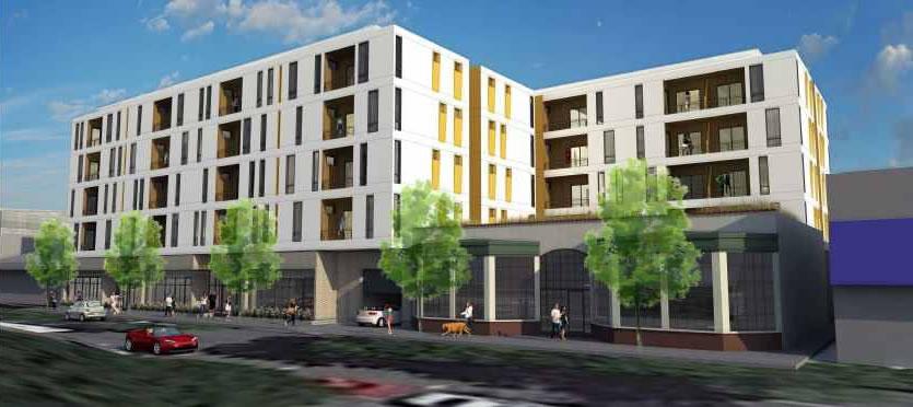 Bancroft Center Plan