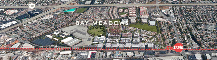 Bay Meadows Site