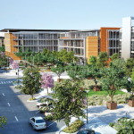 Bay Meadows Office Development Breaking Ground