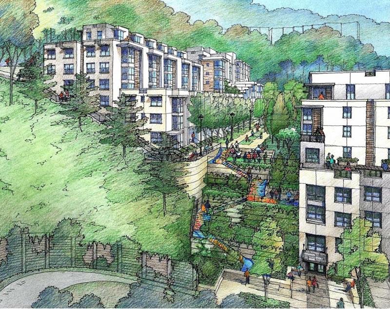 The Kirkham Project Rendering