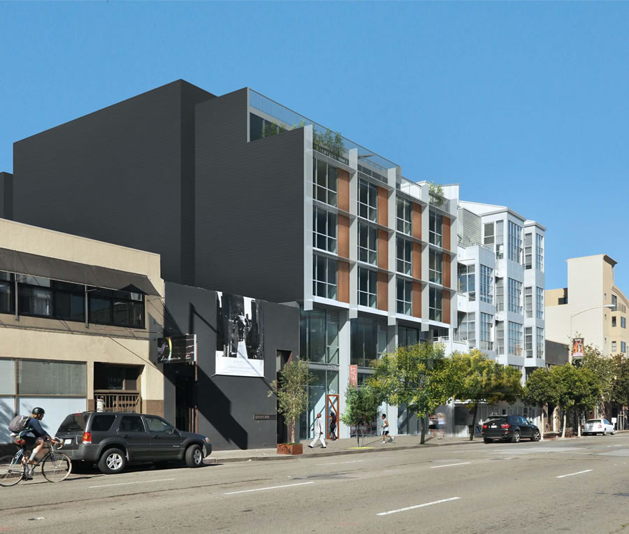 Designs For Micro-Units And More Adjacent To City Beer Store