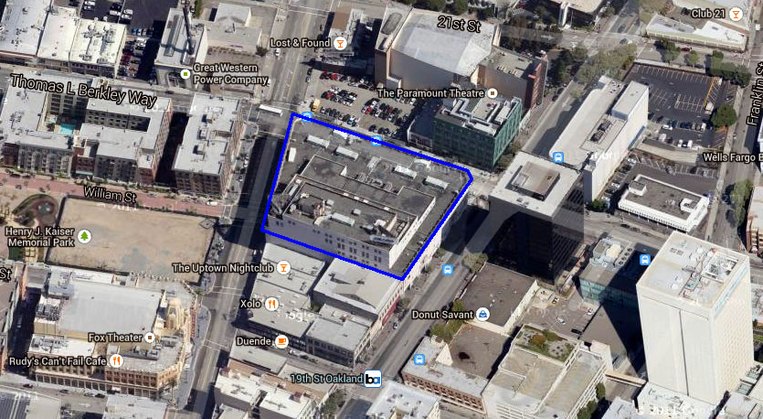 Uber Buys Oakland's Sears Building For East Bay HQ