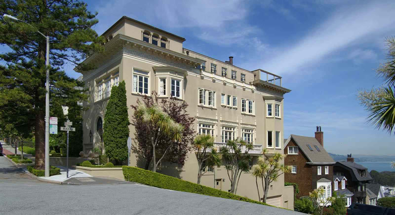 Getty Mansion Sells For $12.5M, One Million More Than In 2002
