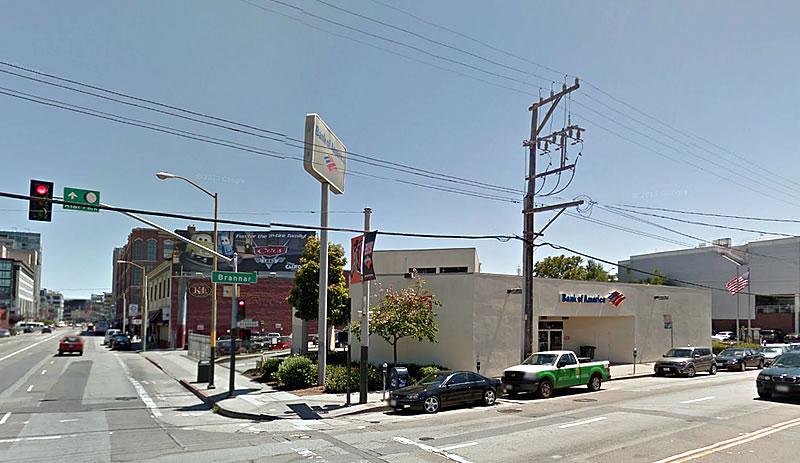 Underbuilding Along San Francisco's New Transit Spine