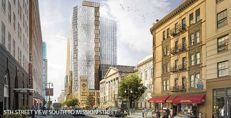 5M Project Rendering Mission Street