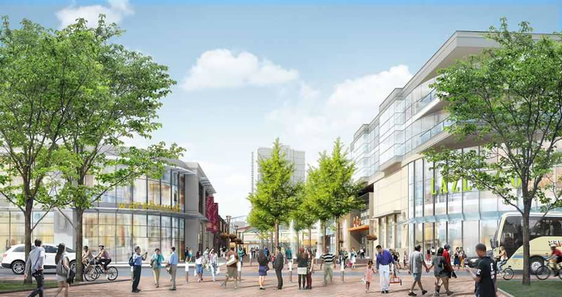 """""""Urban Outlet"""" Retail Center To Rise On Candlestick Point"""