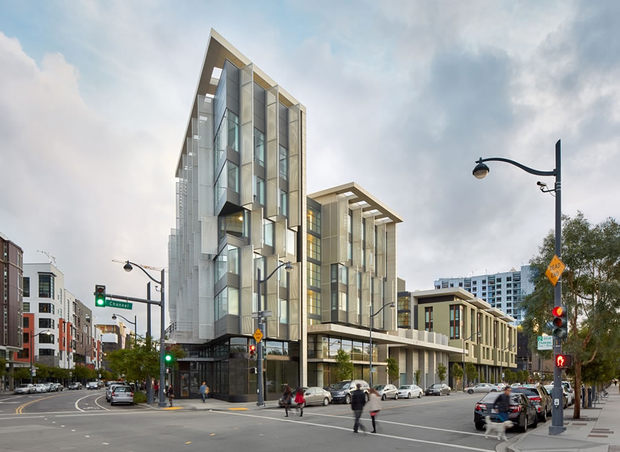 Standout Mission Bay Development Ready To Serve