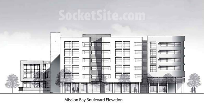 1300 4th Street Design: Mission Bay Boulevard