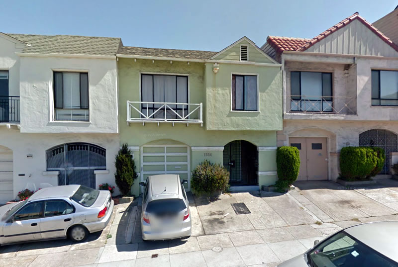 Foreclosed-Upon Inner Sunset Home Sells For Sub-2005 Price