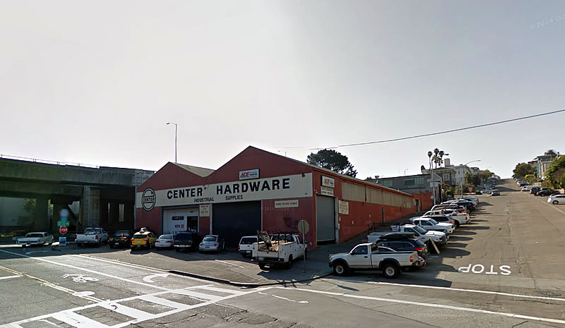 SocketSite™ | Plans For Condos To Replace Prized Potrero Hill Hardware Store
